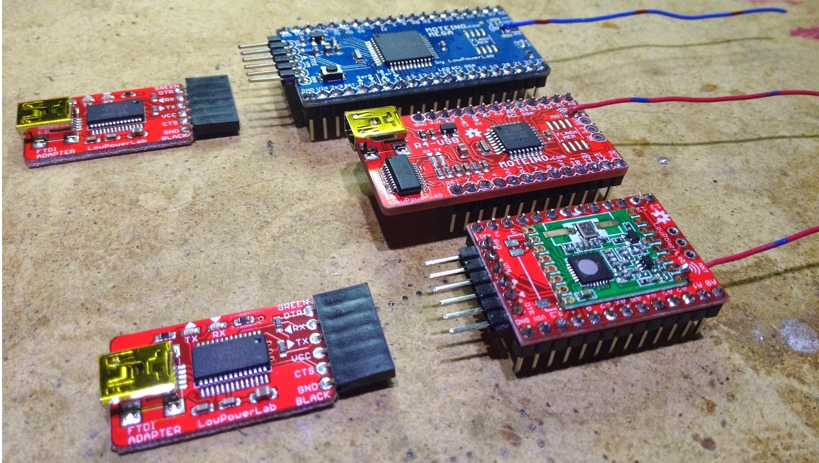 A new entry, Moteino boards are now supported in Souliss
