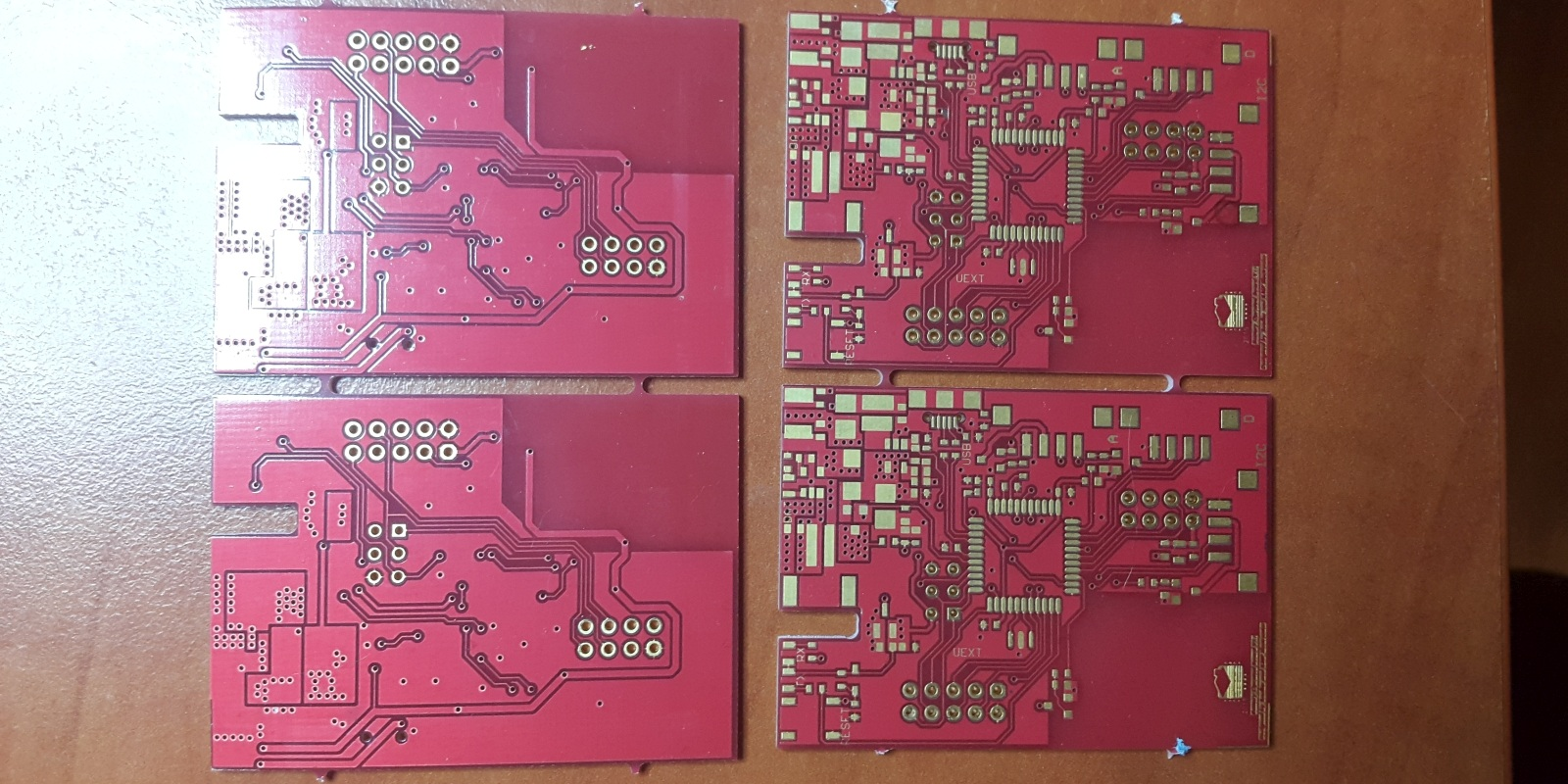 Sensor Battery Board, PCB Arrived!