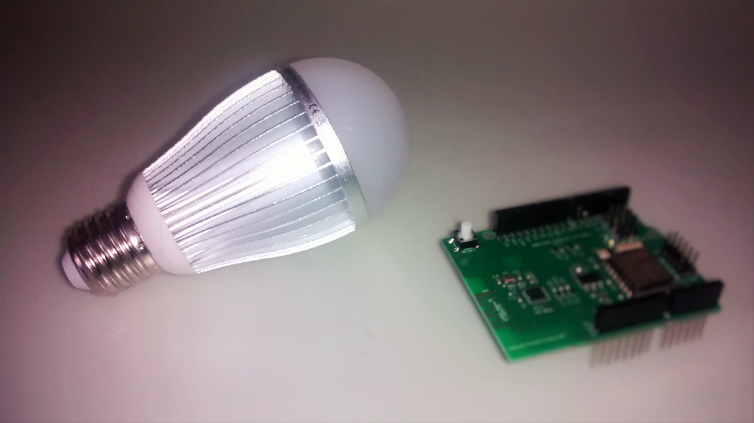 Hue Compatible Lampen : Build your diy arduino compatible philips hue like led bulb using